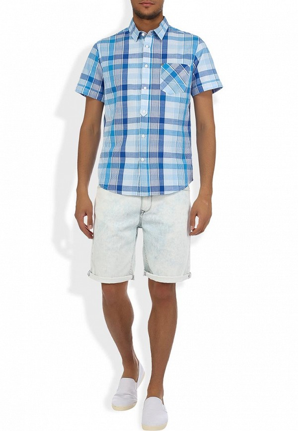 Рубашка с коротким рукавом Bench 170.BMAA1154G..BL161: изображение 5