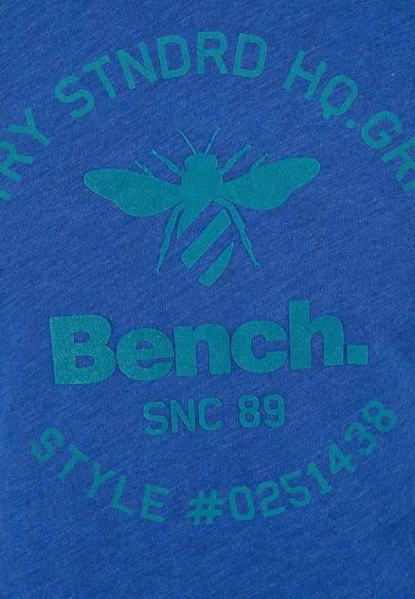 Футболка с надписями Bench 170.BMGA3112..BL030X: изображение 3