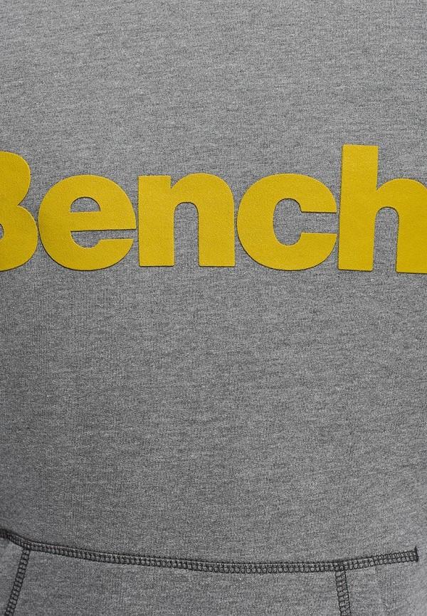 Флисовая толстовка Bench 170.BMEA2315C..GY101X: изображение 2
