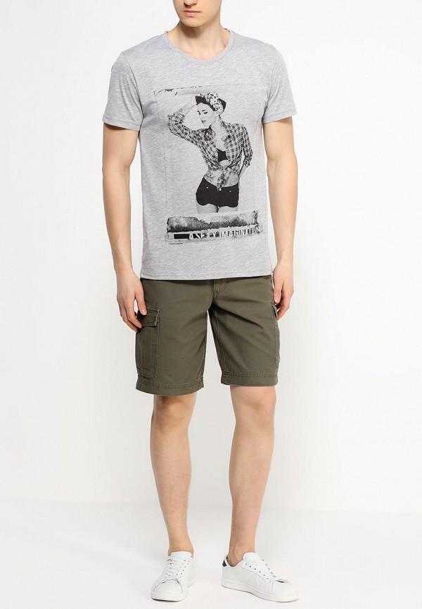 Мужские повседневные шорты Bench 170.bmla0177..kh033: изображение 3