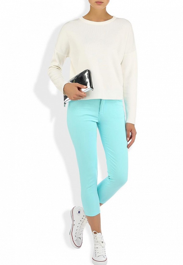 Женские зауженные брюки Bench 170.BLNA1393..TQ001: изображение 5