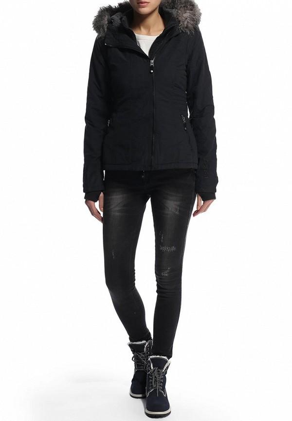 Куртка Bench 170.BLKA1721..BK014: изображение 4