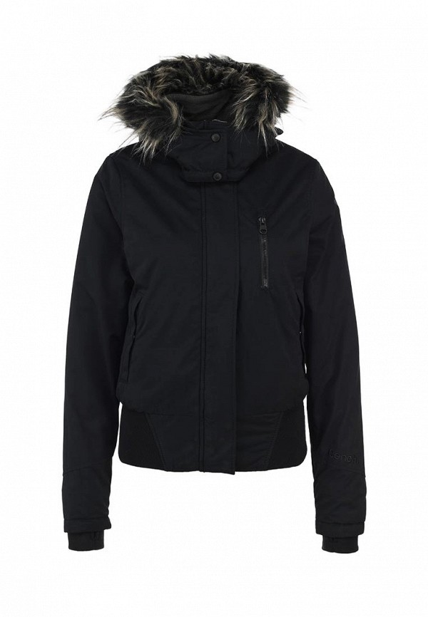 Куртка Bench 170.BLKA1832..BK014: изображение 1
