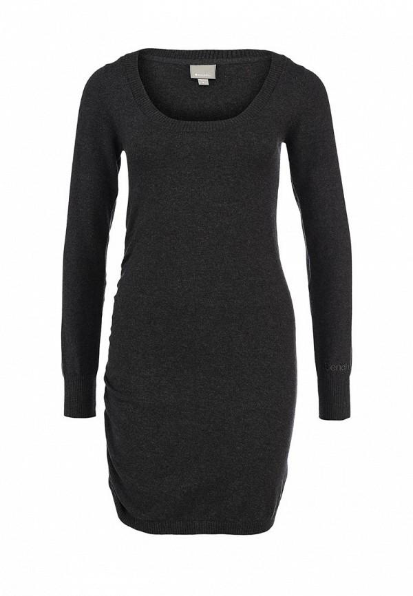 Платье-миди Bench 170.BLSA1366B..BK012X: изображение 1