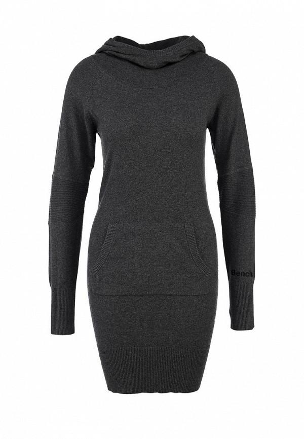 Платье-миди Bench 170.BLSA1575..GY006X: изображение 1