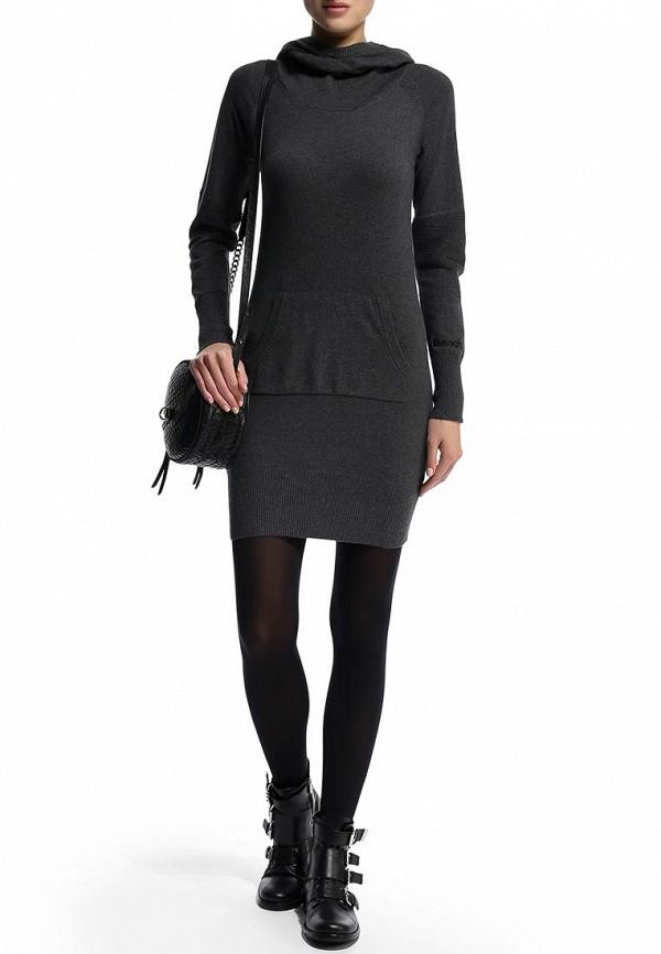 Платье-миди Bench 170.BLSA1575..GY006X: изображение 5