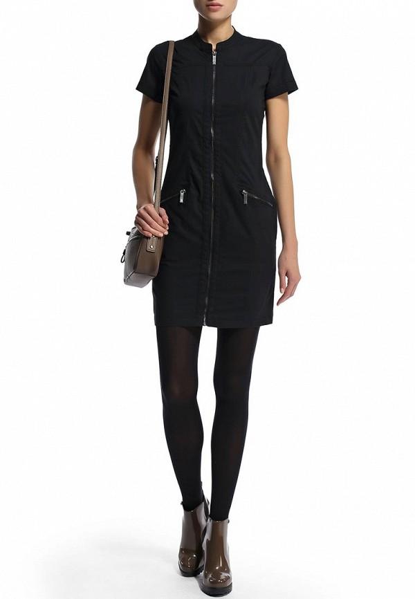 Платье-мини Bench 170.BLSA1577..BK014: изображение 4