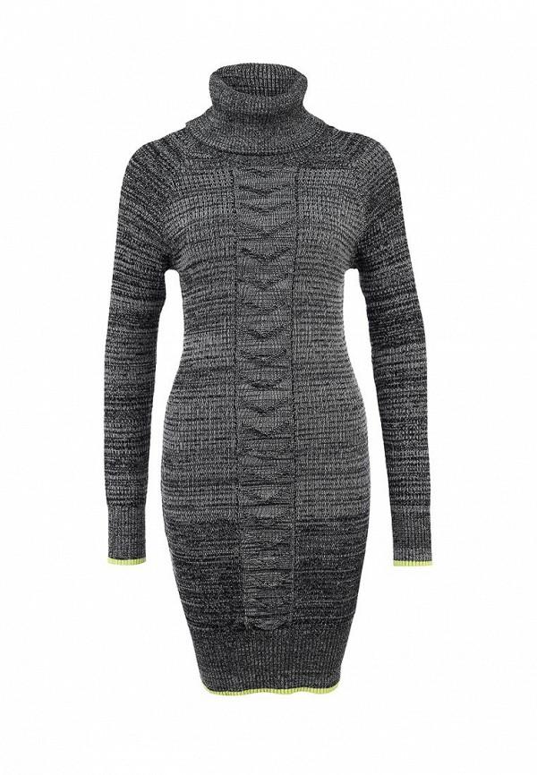 Вязаное платье Bench 170.BLSA1578..BK014: изображение 1