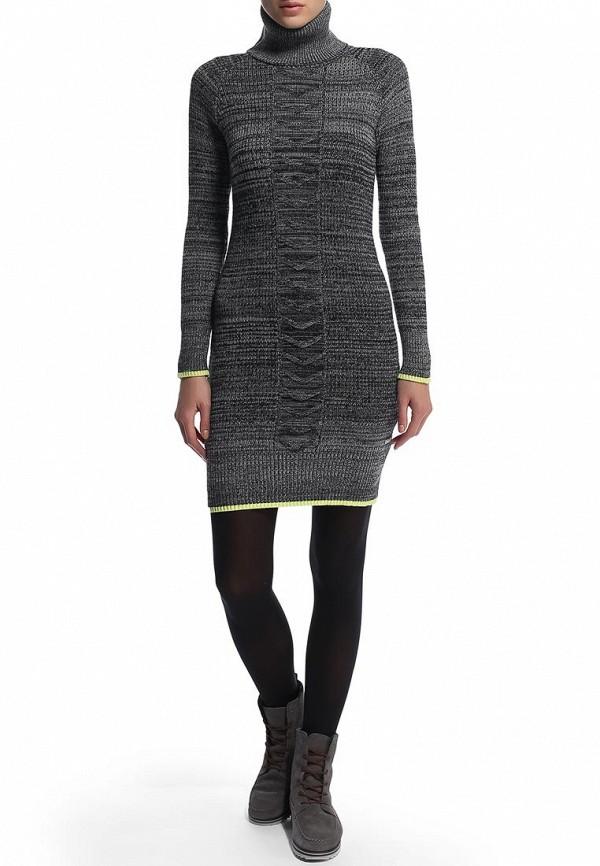 Вязаное платье Bench 170.BLSA1578..BK014: изображение 3