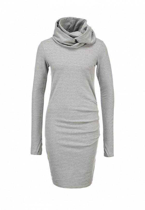 Платье-миди Bench 170.BLSA1583..GY001X: изображение 1