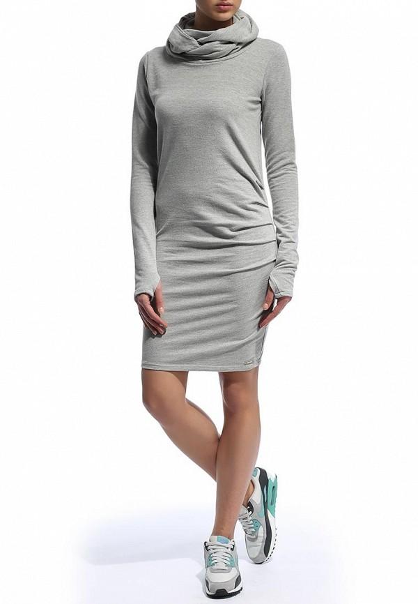 Платье-миди Bench 170.BLSA1583..GY001X: изображение 3