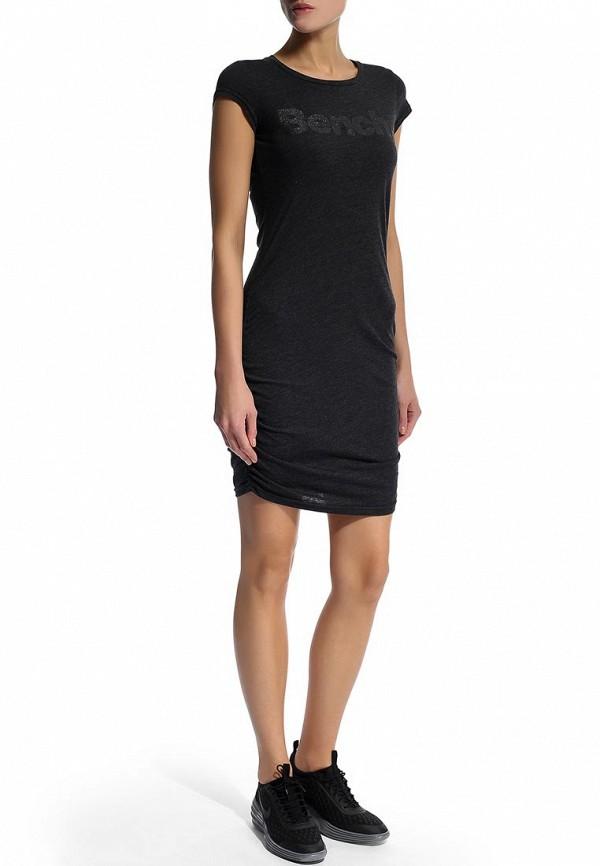 Платье-миди Bench 170.BLSA1584B..BK012X: изображение 5
