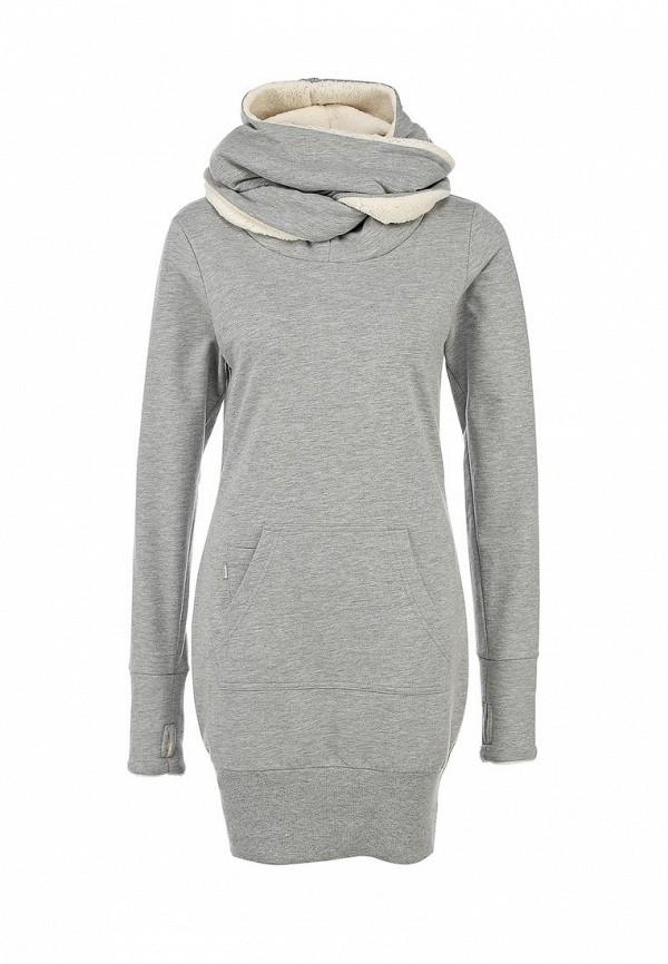 Платье-мини Bench 170.BLSA1586..GY001X: изображение 1