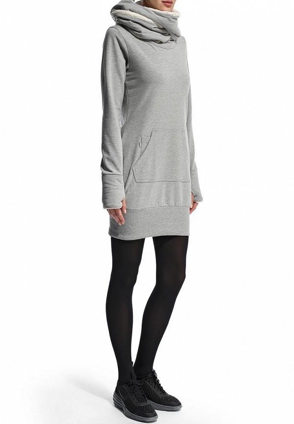 Платье-мини Bench 170.BLSA1586..GY001X: изображение 3