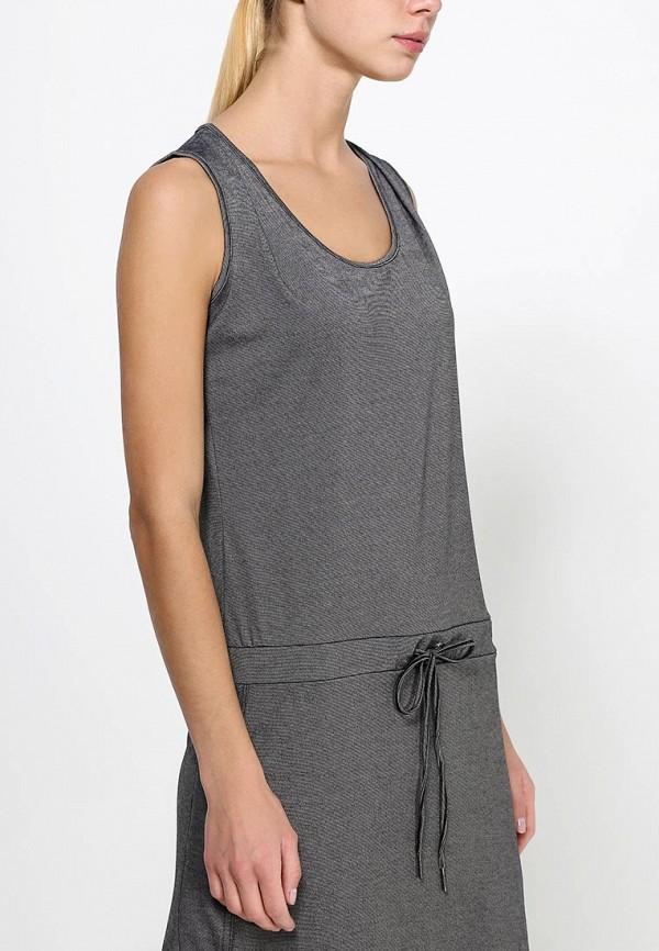 Платье-миди Bench 170.BLSA1616..BK014: изображение 2
