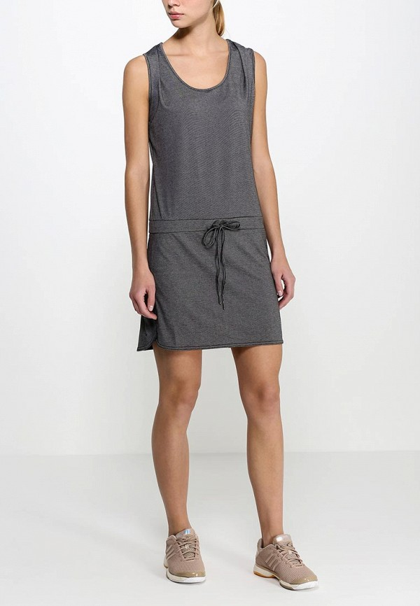 Платье-миди Bench 170.BLSA1616..BK014: изображение 3
