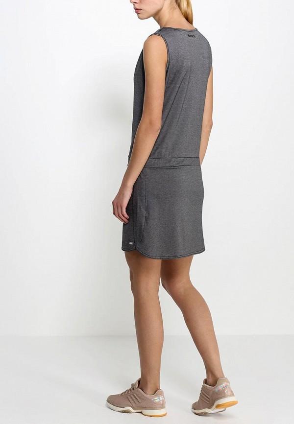 Платье-миди Bench 170.BLSA1616..BK014: изображение 4