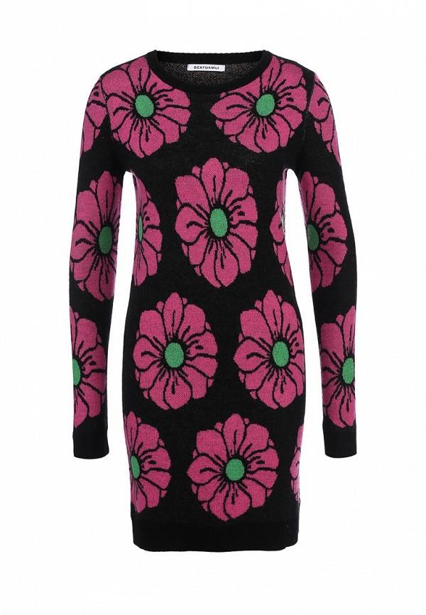 Вязаное платье BeaYukMui W14W132: изображение 1
