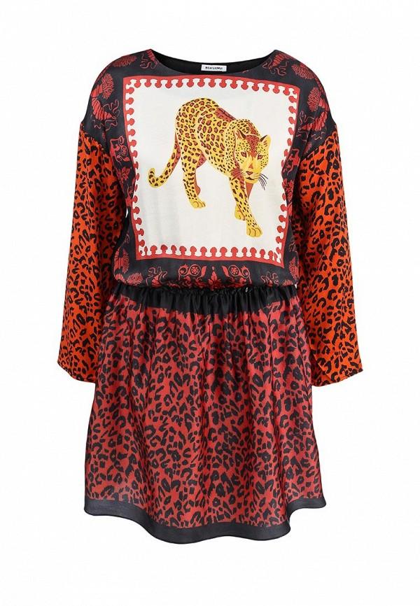 Платье-миди BeaYukMui W14W142: изображение 1