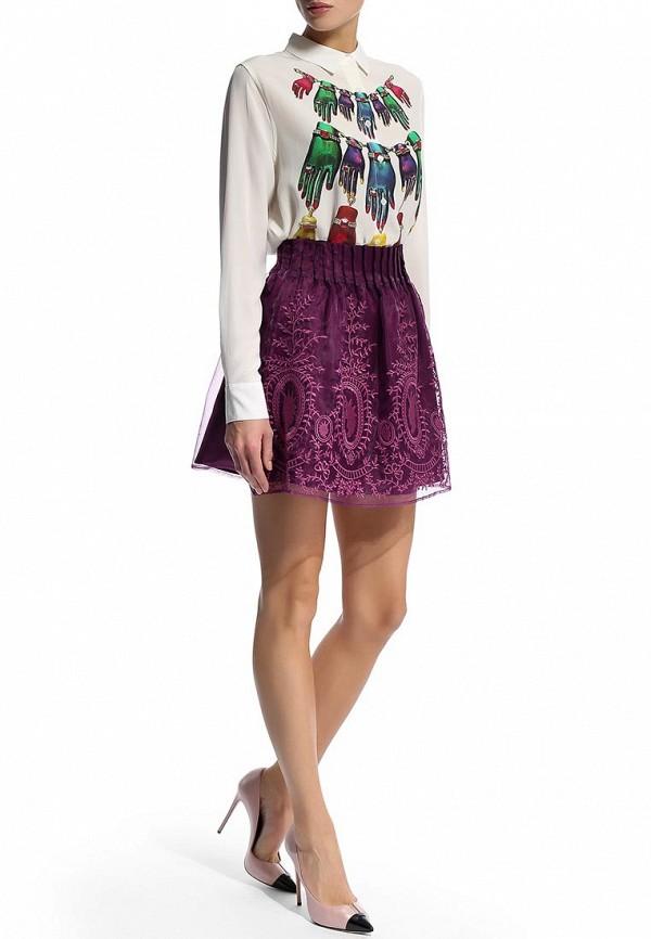 Широкая юбка BeaYukMui W14W205: изображение 3
