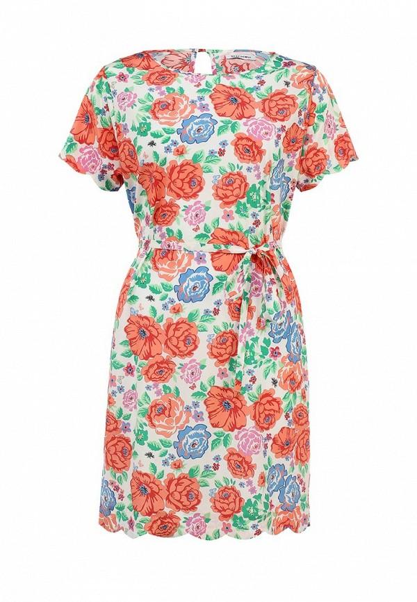 Платье-миди BeaYukMui S15W202: изображение 1