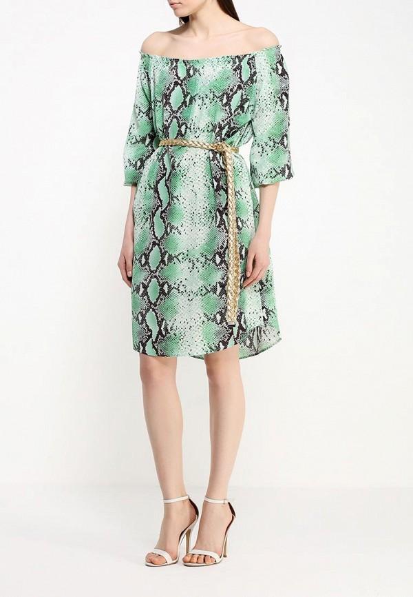 Платье-миди BeaYukMui S15W102: изображение 2