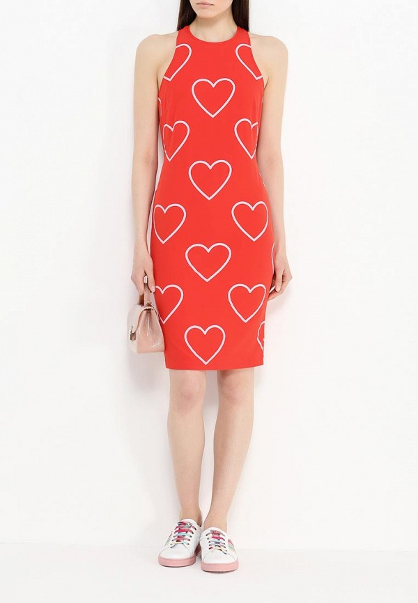 Платье-миди BeaYukMui S15W252: изображение 2