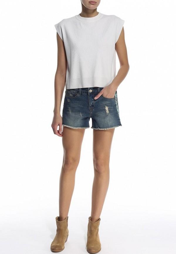 Женские джинсовые шорты Best Mountain SHE1534F: изображение 3