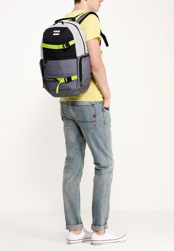 Спортивный рюкзак Billabong S5BP06: изображение 4