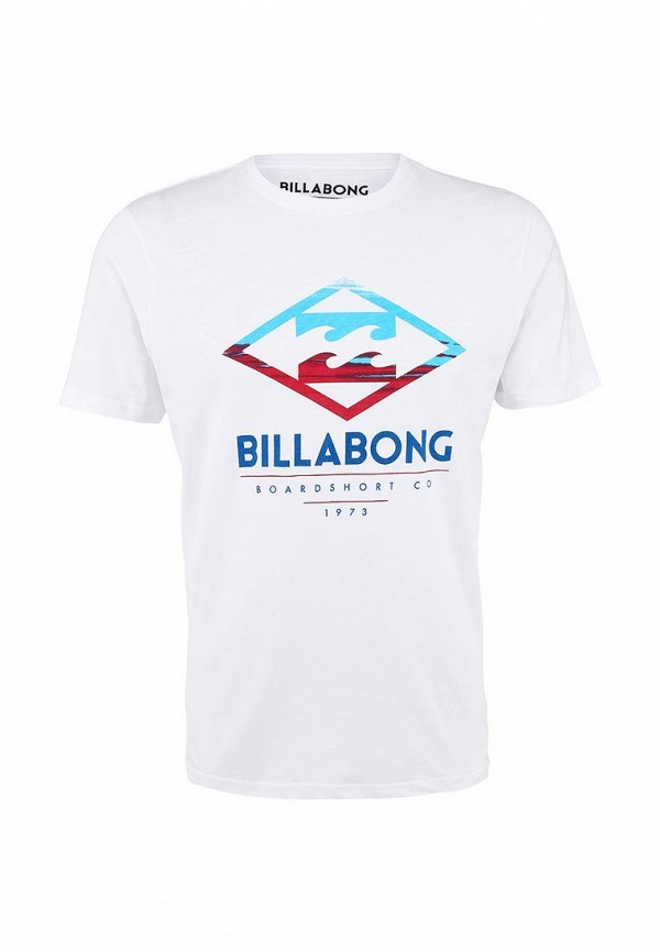 Футболка с надписями Billabong S1SS03: изображение 1