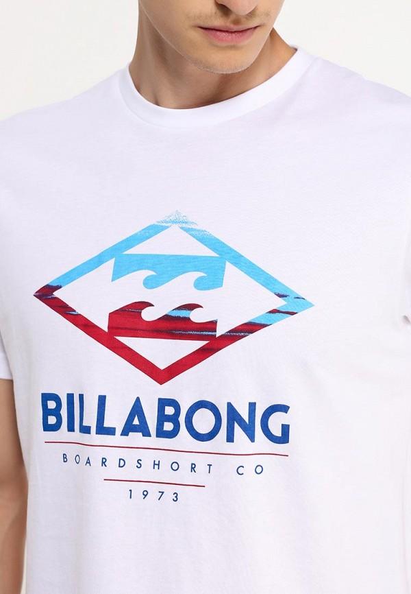 Футболка с надписями Billabong S1SS03: изображение 2