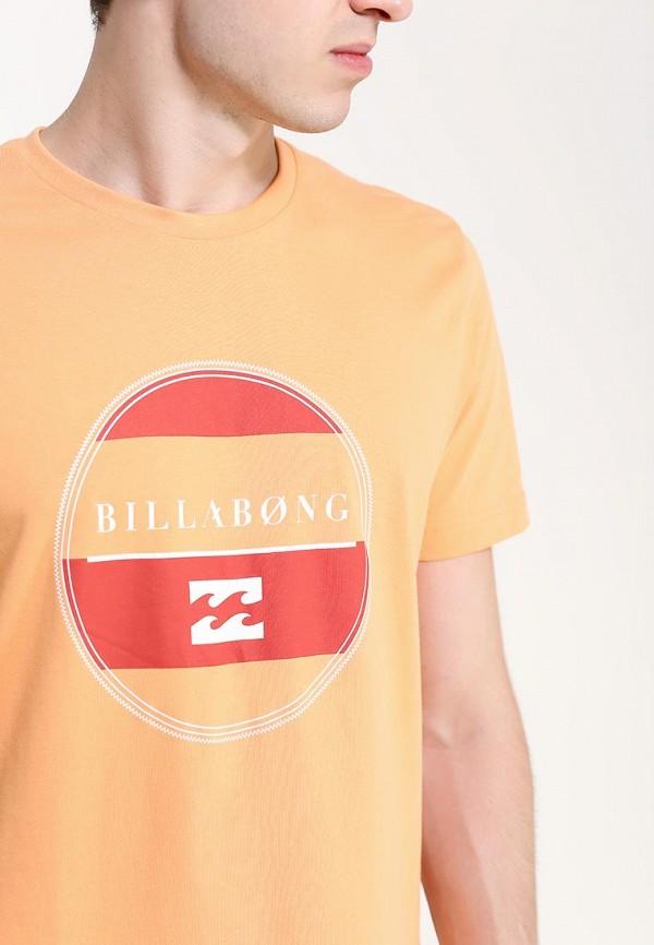 Футболка с надписями Billabong S1SS08: изображение 3