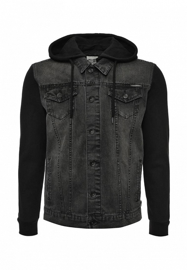 Джинсовая куртка Billabong W1JK10: изображение 1
