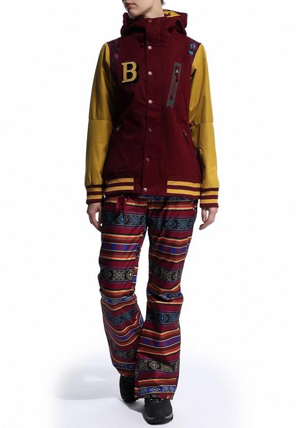 Женские утепленные брюки Billabong Q6PF04: изображение 3