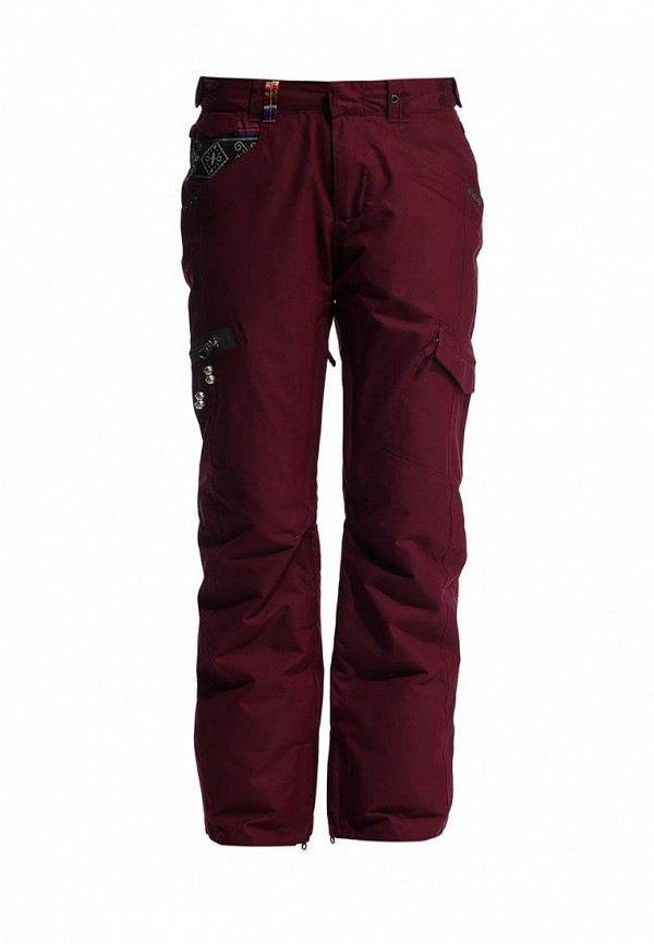 Женские утепленные брюки Billabong Q6PF03: изображение 1