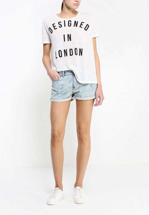 Женские джинсовые шорты Billabong S3WK14: изображение 2