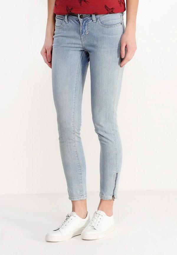 Зауженные джинсы Billabong U3PN01: изображение 3