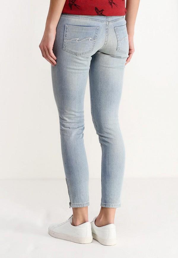 Зауженные джинсы Billabong U3PN01: изображение 4