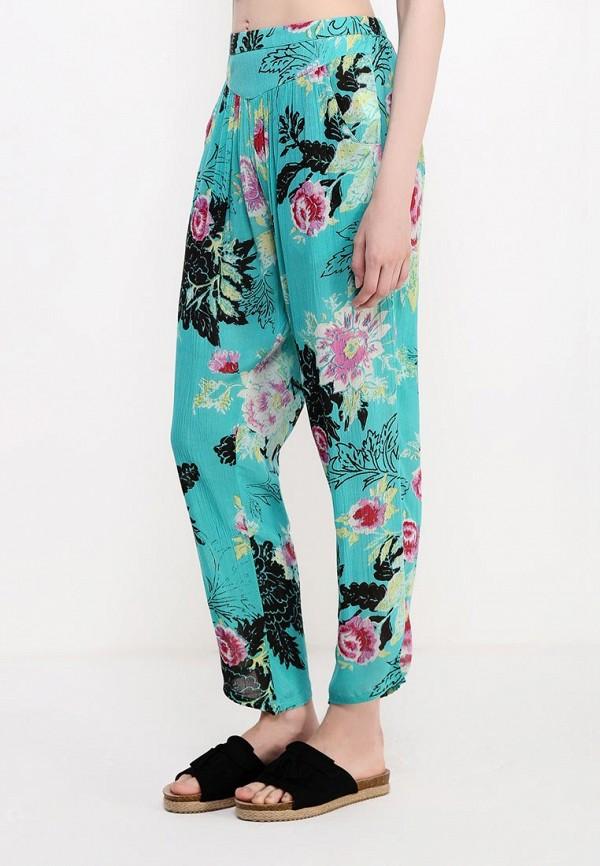 Женские зауженные брюки Billabong W3PT02: изображение 3