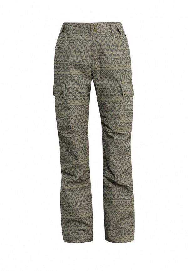 Женские утепленные брюки Billabong Z6PF02
