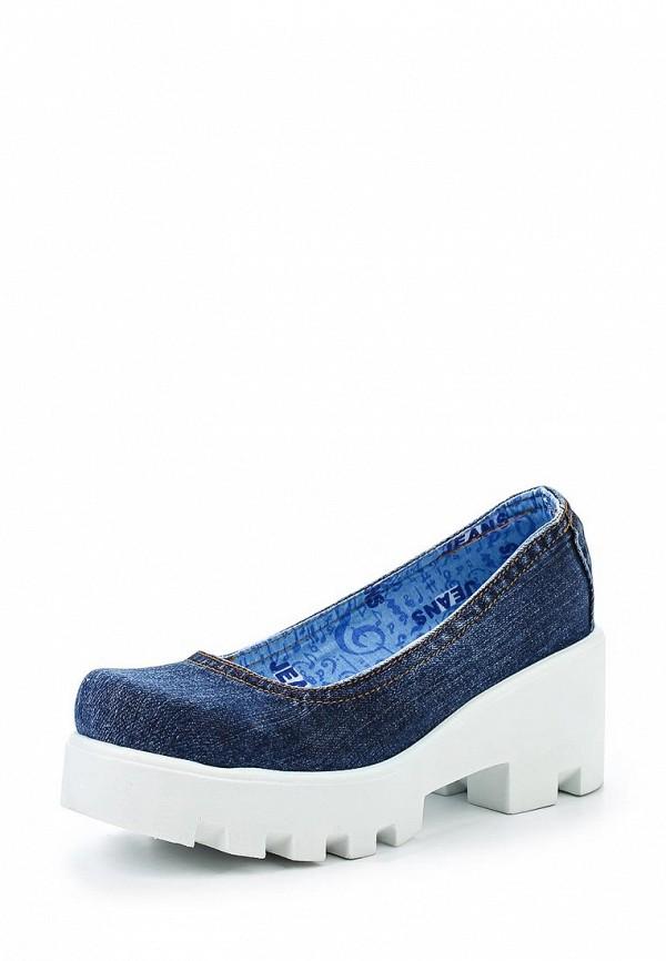 Женские туфли Bigtora 1-1-189