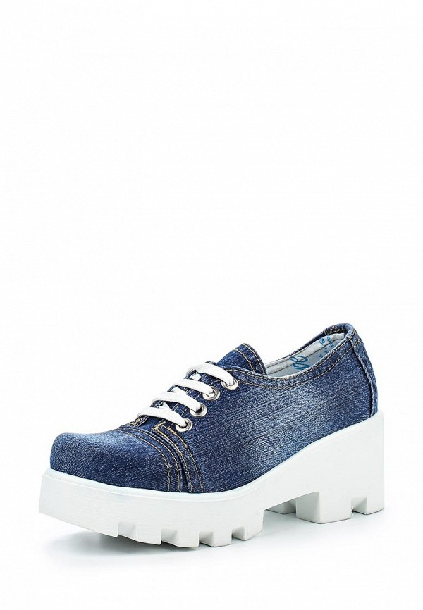 Женские ботинки Bigtora 1-6-189