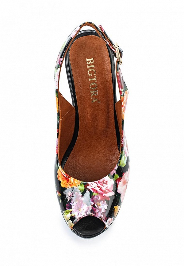 Босоножки на каблуке Bigtora 24-41: изображение 4