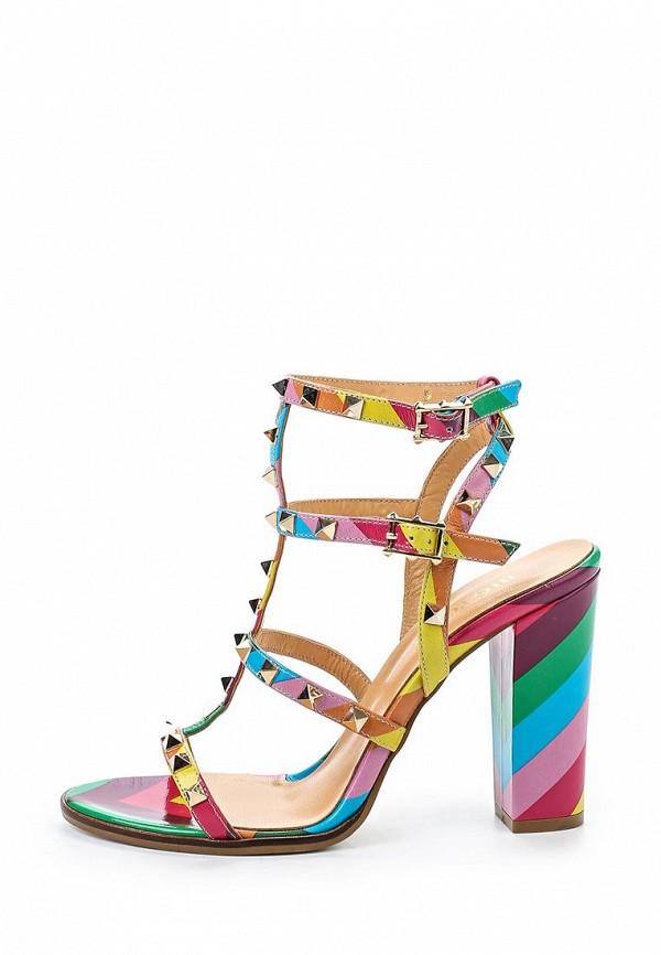 Босоножки на каблуке Bigtora 7741-58: изображение 2