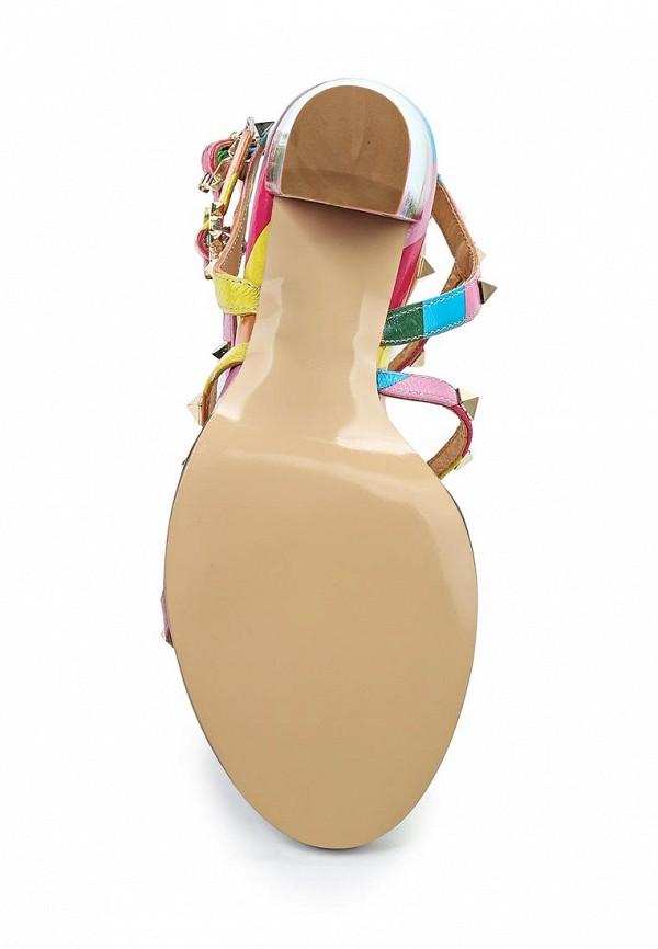 Босоножки на каблуке Bigtora 7741-58: изображение 3