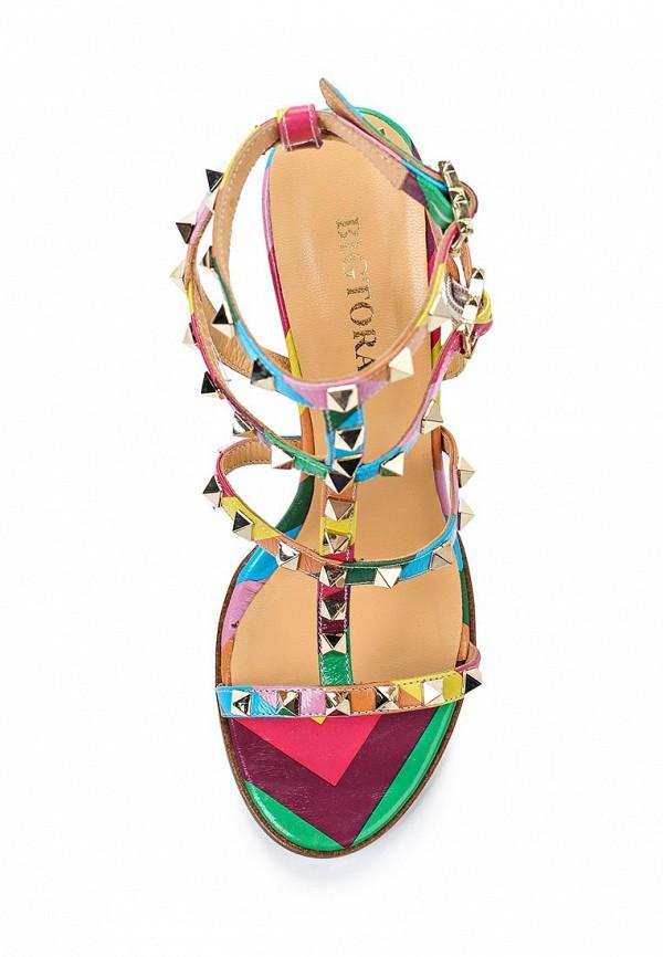 Босоножки на каблуке Bigtora 7741-58: изображение 4