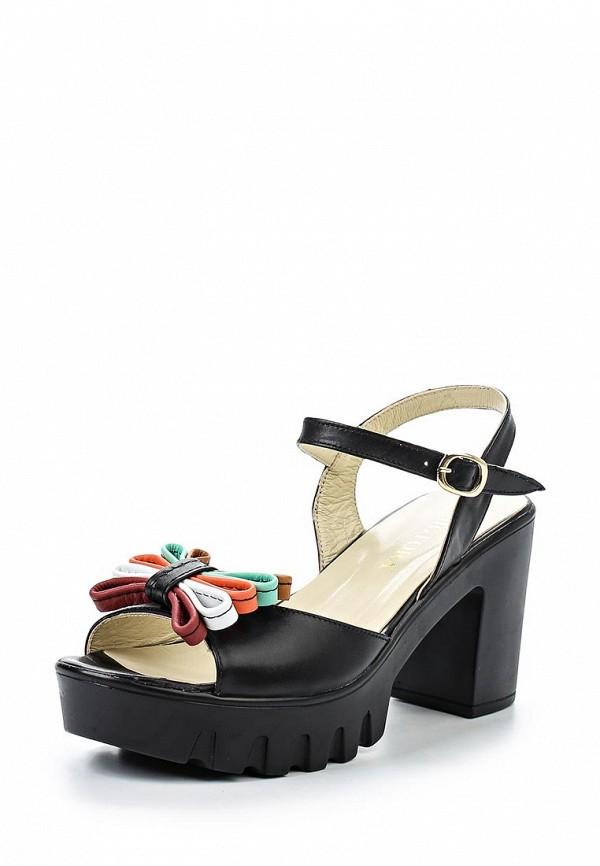 Босоножки на каблуке Bigtora 13204