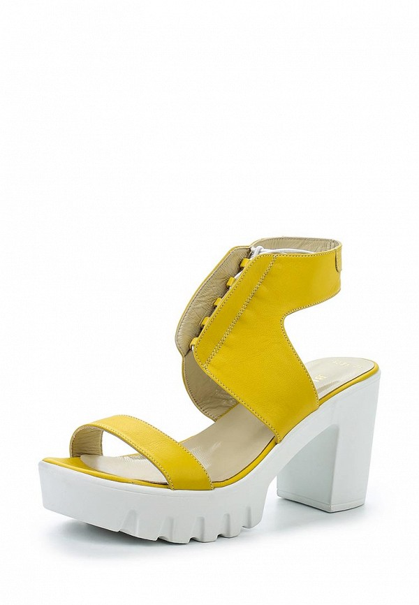 Босоножки на каблуке Bigtora 13233: изображение 1