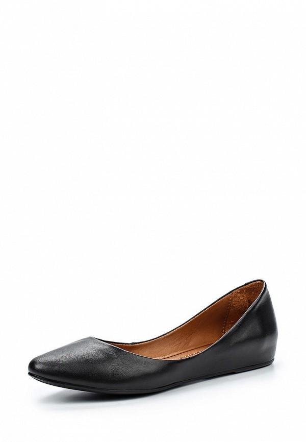 Туфли на плоской подошве Bigtora 042-09: изображение 1