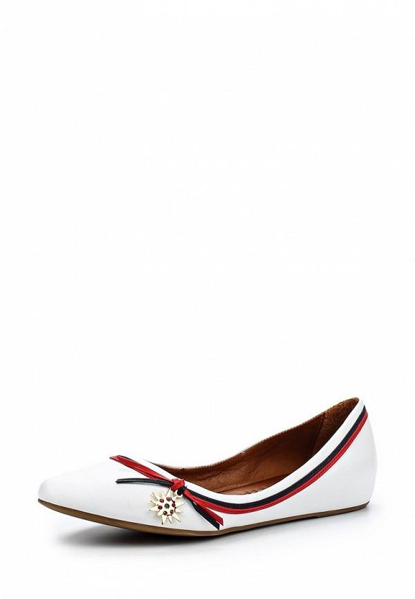Туфли на плоской подошве Bigtora 044-14